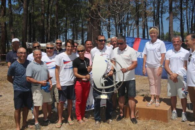 600 personnes dans la Pinède de Calvi pour la «53ème Croisière Bleue – Crédit Mutuel»