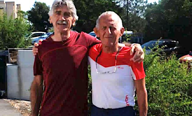 Dominique Rovinalti et Claude Leonardi