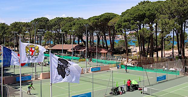 Les championnats de Corse de tennis débutent jeudi