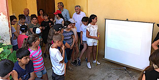 Patrimoine bâti : Les scolaires de Balagne ont présenté leurs travaux à Corbara