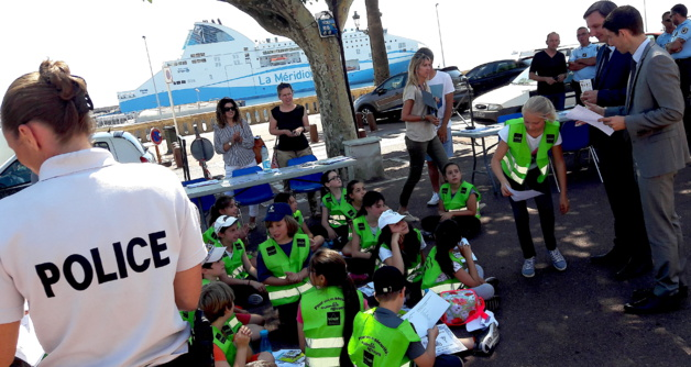 Semaine nationale du vélo et de la marche : Après Bastia, Biguglia