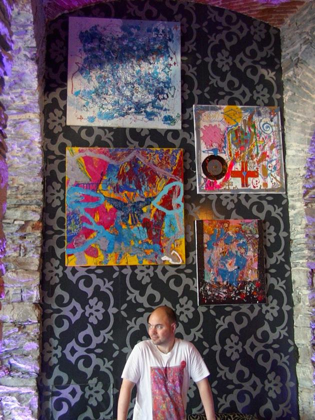 Bastia : Hommage et amitié dans les toiles de Pierre-François Orenga de Gaffory