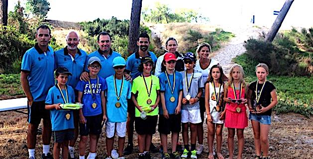 Championnat de Corse de Tennis : Remise des prix des 9-10  ans