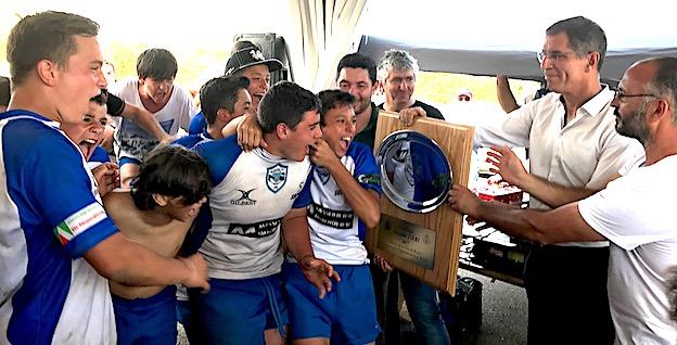 Challenge Antoine-Tieri : Les lauriers pour Bastia XV (U14) et Saint Sulpice (U12)