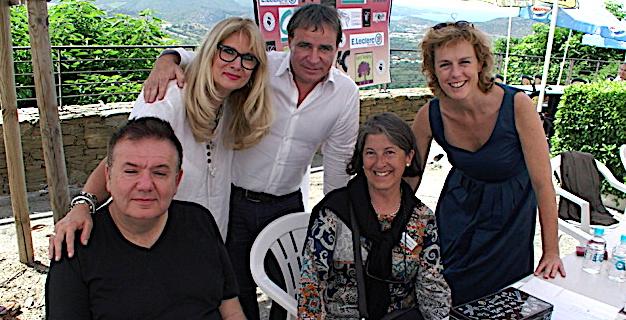 Oletta : Beau succès pour le tome II du Salon du livre