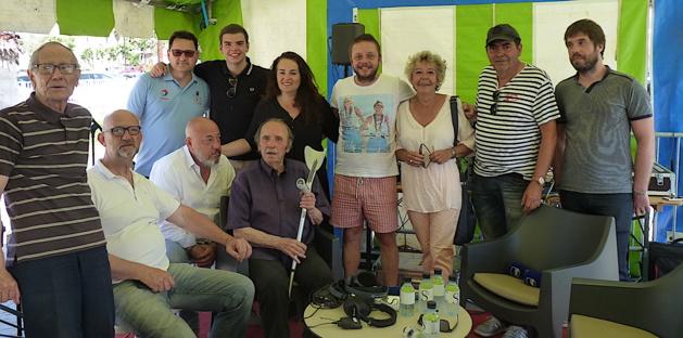 RCFM, l'équipe et ses invités