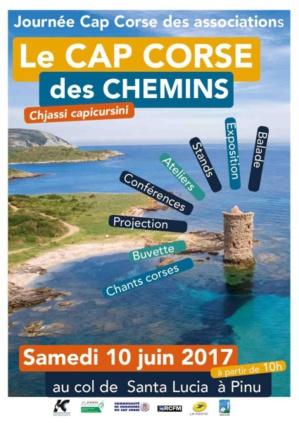 Journée Cap Corse des associations le 10 juin à Pinu