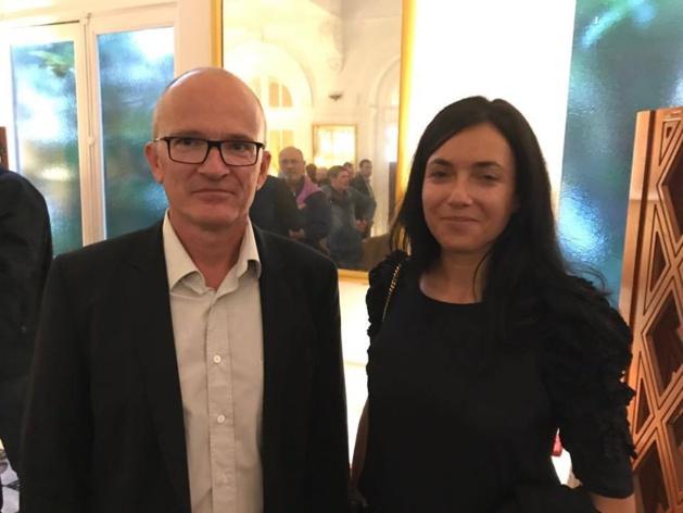 "Législatives : Jean-Paul Carrolaggi et Julia Tiberi, ""pà a Corsica"" dans la 1ère circonscription de Corse-du-Sud"