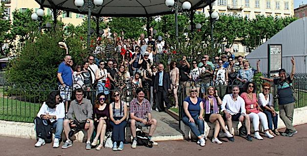 """Bastia : 40 prescripteurs touristiques français et italiens dans le sillage du """"Moby Dada"""" et de la CCI2B"""