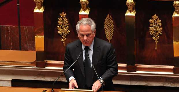 Le député LR sortant, Camille de Rocca Serra, arrive en tête dans la 2nde circonscription de Corse du Sud.