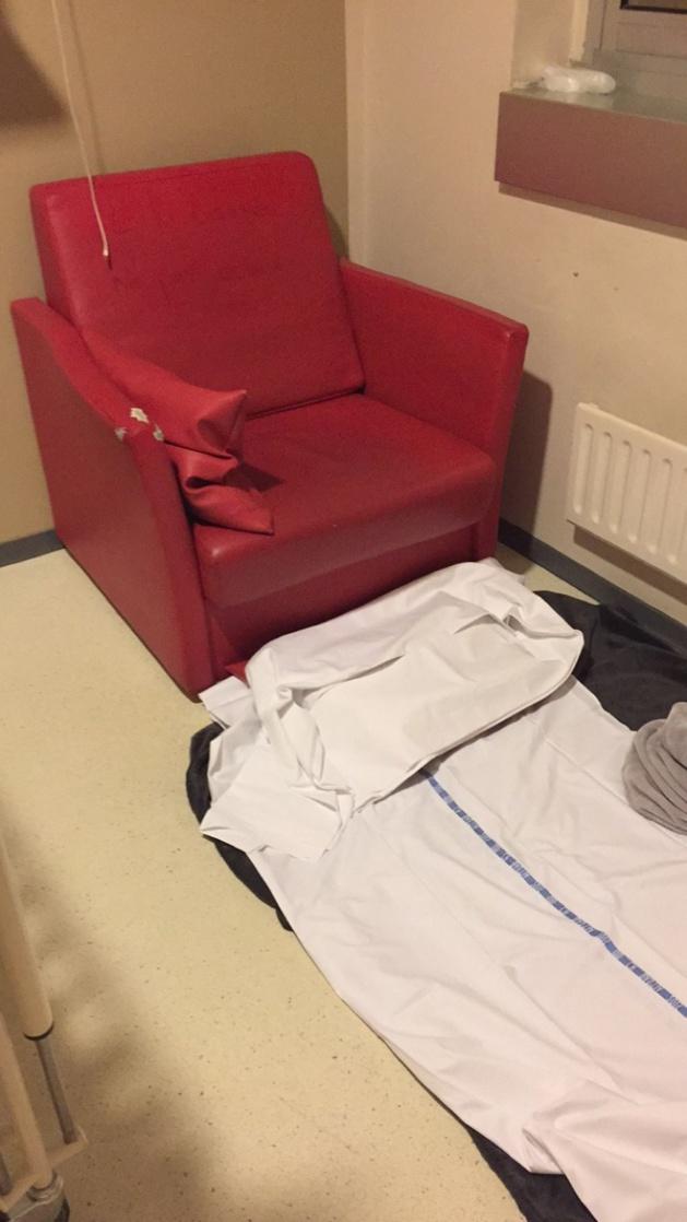 Centre Hospitalier de Bastia : L'achat de 18 lits d'accompagnants acté
