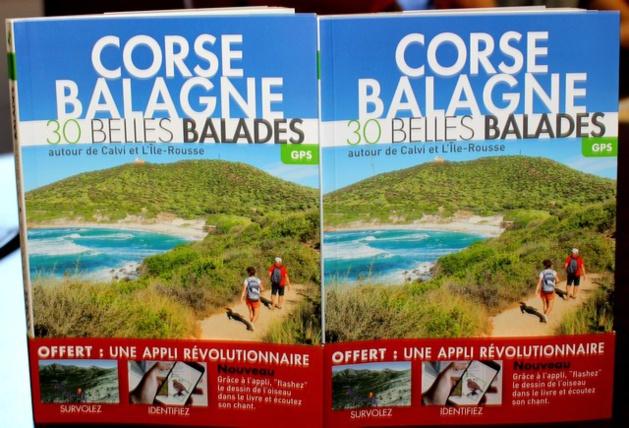 Un guide pour 30 belles balades sur les sentiers de Balagne