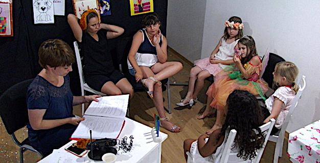 Bastia : Les fées de la compagnie Ghjuvanetta sont de retour