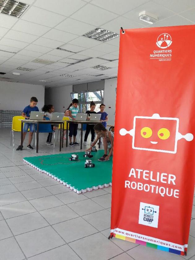 Ajaccio : Vif succès pour «Emaho Factory»