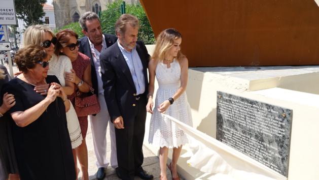 Une avenue Pascal-Lota pour l'escale inaugurale du… Pascal-Lota à Bastia