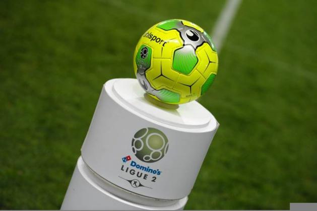 Ligue 2 : Sporting-Clermont, Niort-ACA et Valenciennes-GFCA pour commencer