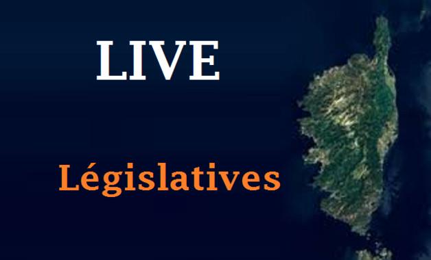 Législatives : Le live de la soirée