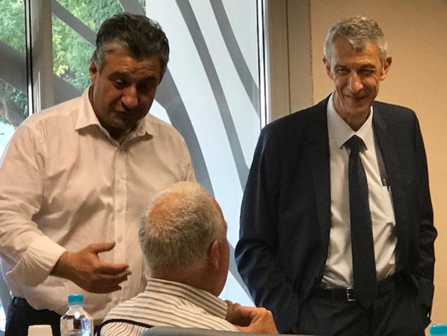 Michel Castellani : La reconnaissance de l'opposition  municipale