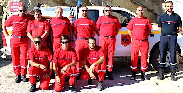 La réserve communale de Lumio se mobilise contre les incendies