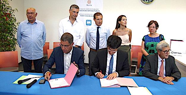 Justice : Un nouveau Point d'Accès au Droit dans les quartiers sud de Bastia