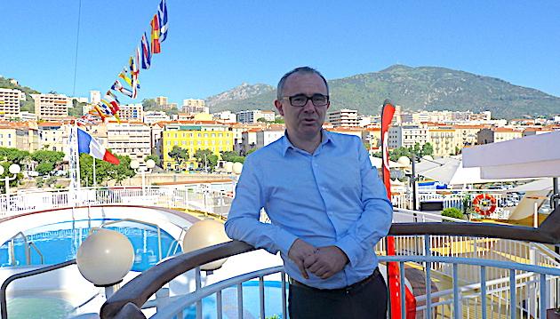 Pierre-Antoine Villanova, directeur général