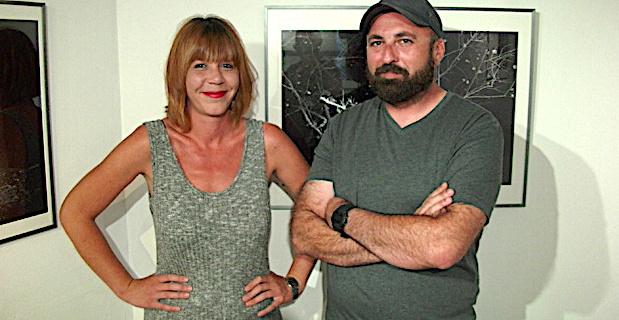 Amandine Battini-Joset et Marc-Sauveur Costa exposent à Una Volta
