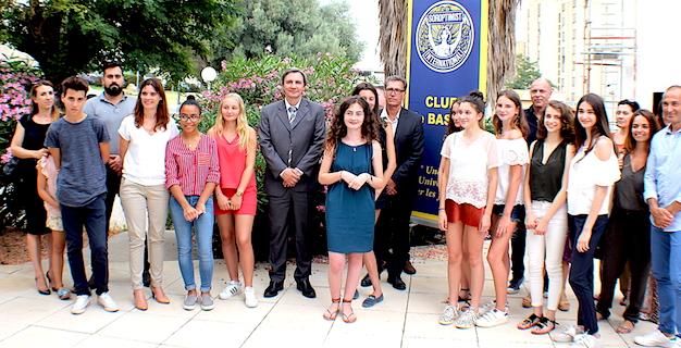 Bastia : Le club Soroptimist récompense les meilleurs élèves en français et de mathématiques des classes de troisième