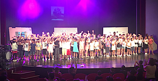 Bastia : La langue corse à l'honneur pour la fête de l'école Campanari