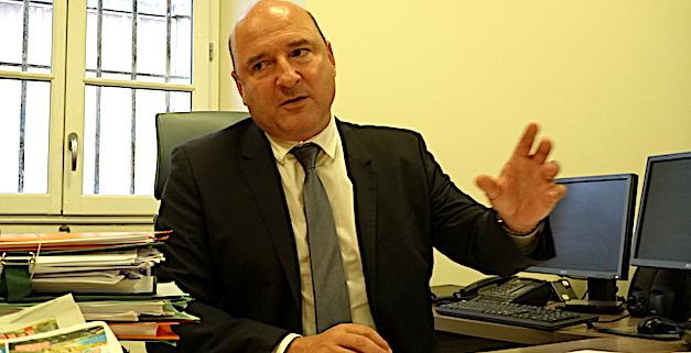 """""""Détournement de fonds publics"""" : Nouvel avis de tempête pour Paul Giacobbi"""