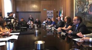 Le G7 Transport en Sardaigne.