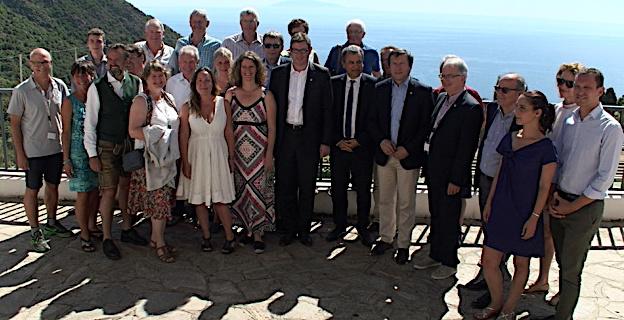 Bastia : Contact renoué avec le Landsrat d'Erding