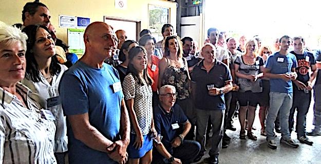 Iniziativa : LiInauguration du chantier Fil & Fer et les 10 ans du chantier Recycl'Eco