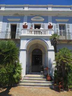 Patrimoine : L'Office foncier de la Corse signe la convention d'acquisition du château Stopielle