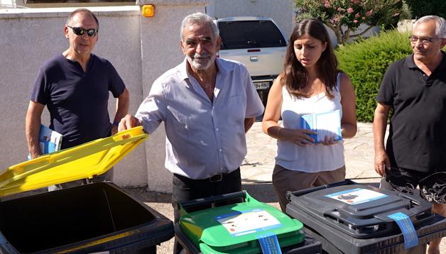Collecte des déchets : Furiani inaugure le porte-à-porte