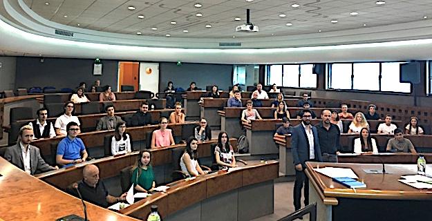 Le conseil municipal des Jeunes d'Ajaccio a tenu sa première assemblée plénière