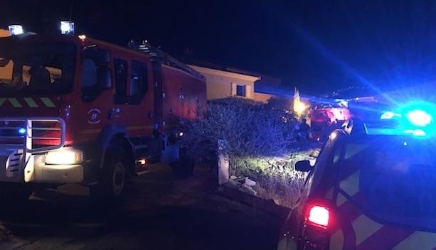 Monticello : Le feu dans une résidence de Guardiola