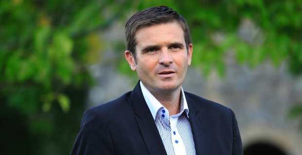 Jean-Martin Mondoloni, conseiller territorial du groupe « Le Rassemblement » et leader d'une « Nouvelle Corse ».