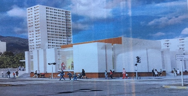 Ajaccio: 45 millions d'euros de travaux pour la rénovation des quartiers Cannes-Salines