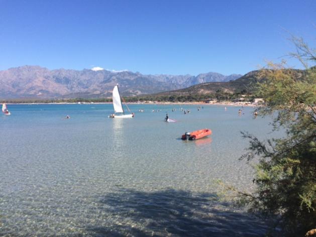 """Interdiction de baignade à l'entrée """"sud-port"""" de Calvi : Toujours en vigueur"""