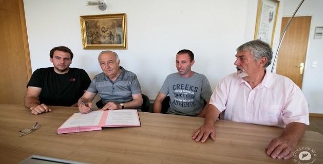 Conseil départemental de la Corse-du-Sud : Coup de pouce aux jeunes agriculteurs