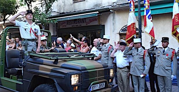 Calvi : Une foule immense pour les cérémonies du 14 juillet