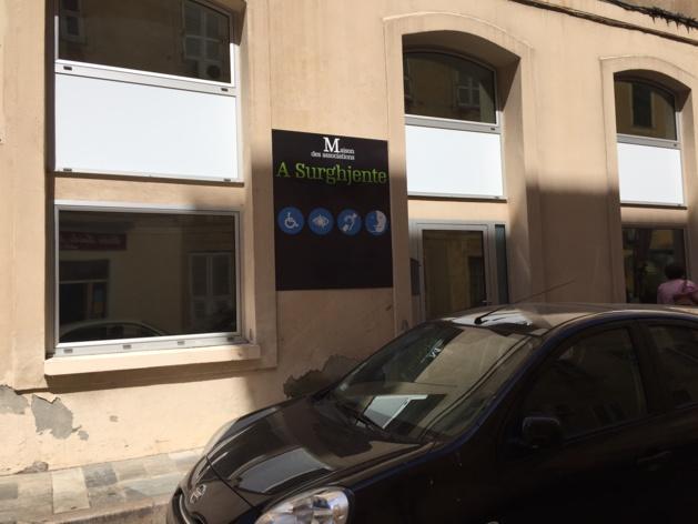 Ajaccio : Ouverture de la Maison des Associations rue San Lazaro