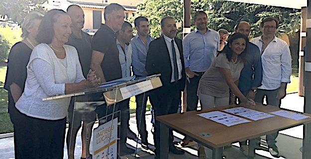 Charte pour l'emploi local : Une trentaine de signataires supplémentaires à Ajaccio