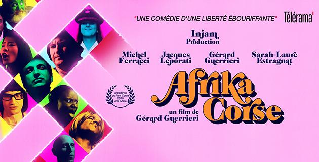 """""""Afrika Corse"""" de Gérard Guerrieri sort enfin !"""