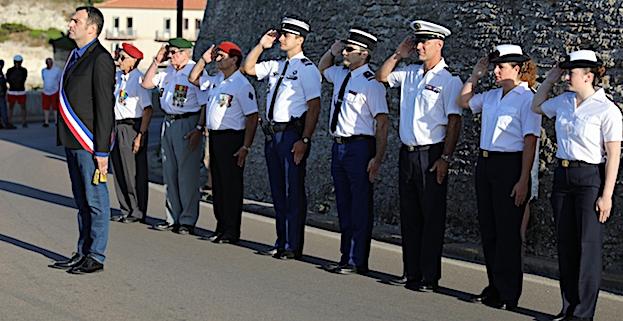 La Fête Nationale à Bonifacio