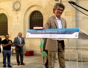 Philippe Costamagna, Prix du Mémorial 2017 : L'œil du maître !