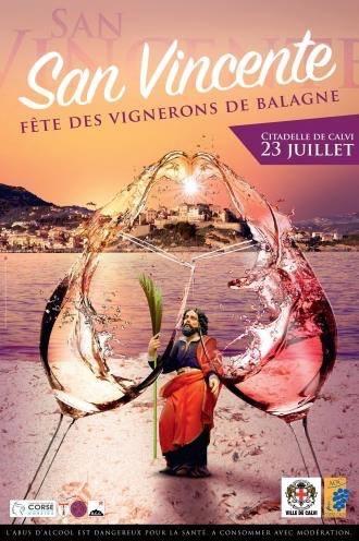 """San Vincente in Calvi"" dimanche 23 juillet"