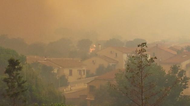 Feu d'Olmeta di Tuda : Les flammes ont atteint Ficabruna
