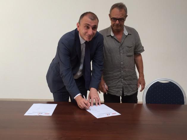 Pietrosella :  Une convention de portage avec l'Office Foncier