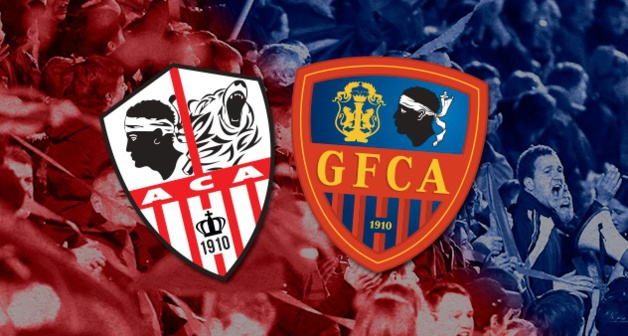 Football-Ligue 2 : ACA et GFCA sur le pont !